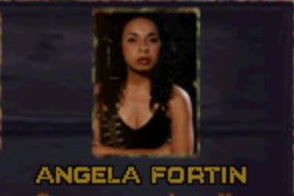 Twisted Metal PS1 Angela Fortin