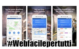 Google Maps Go | Ecco la versione Lite di Maps per i dispositivi di fascia bassa