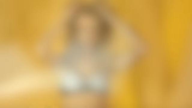Modella bionda Tezenis Underwear 2016 Alexandria Morgan