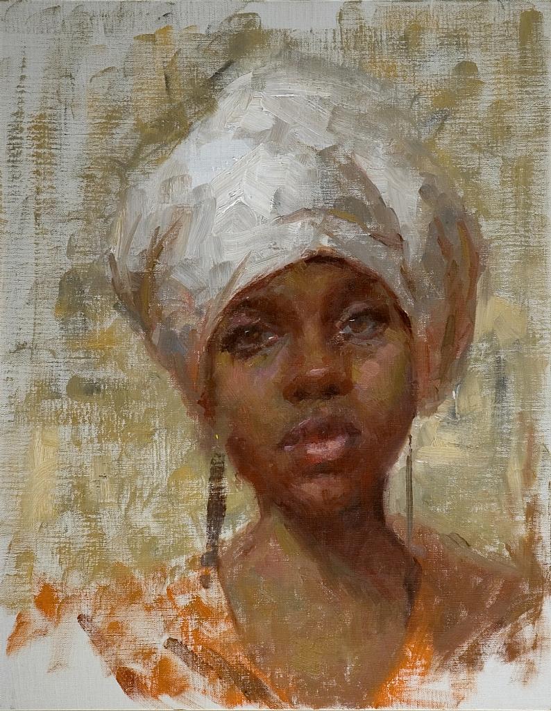 William Schneider | American Figurative painter
