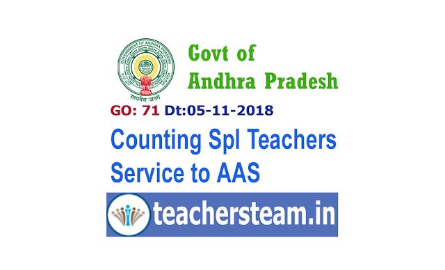 Spl Teachers GO