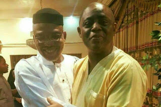 News: Soldiers invade Nnamdi Kanu's house, remove his properties – Fani-Kayode‎ alleges