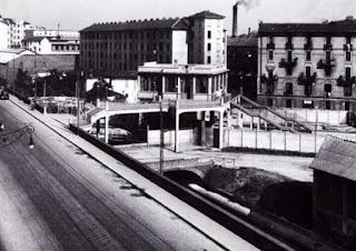 Tecnomasio TIBB piazzale corso Lodi