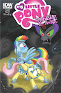 My Little Pony Friendship is Magic #18 Comic Cover Hot Topic Variant