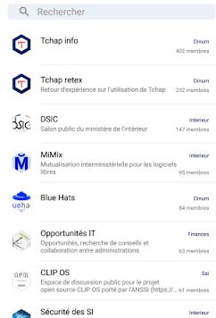اكتشاف تغرة في تطبيق المراسلة الآمنة الجديد من قبل الحكومة الفرنسية