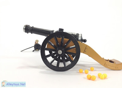 Old days toy cannon