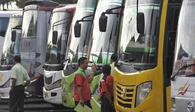 Harus Dibawa Saat Naik Bus