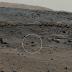 NASA Curiosity Photographed Levitating Sphere On Mars