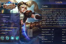 Skill Hero Layla Mobile Legends, Cara Menggunakan, Kelebihan Kekurangannya