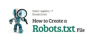 Cara setting robot txt pada blogspot seo friendly menghindari duplikat Content