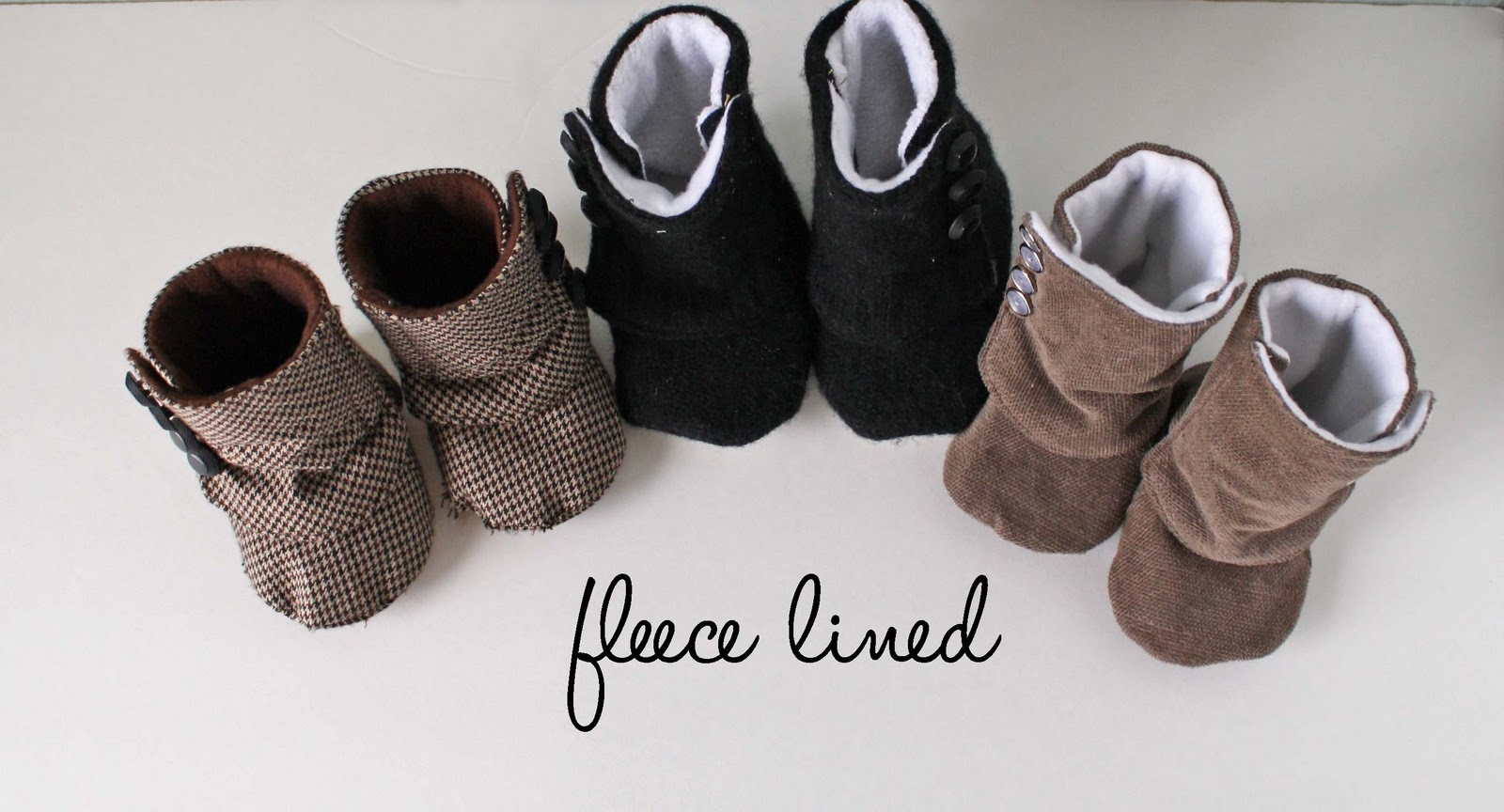 e473a7993dde Running With Scissors  Baby Winter Boots