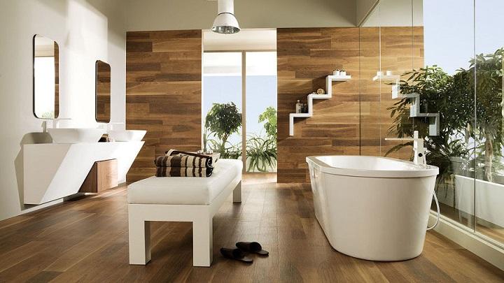 tend ncias em casas de banho para 2017 decora o e ideias casa e jardim. Black Bedroom Furniture Sets. Home Design Ideas