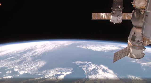Assista a Terra em 1080p HD: experiência ISS / NASA