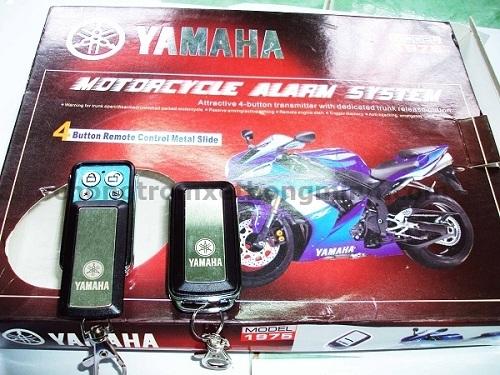 Remote bộ chống trộm xe Yamaha