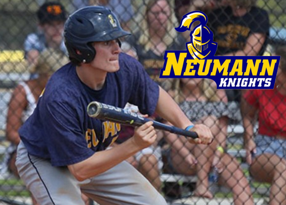 Neumann baseball sweeps player of the week awards