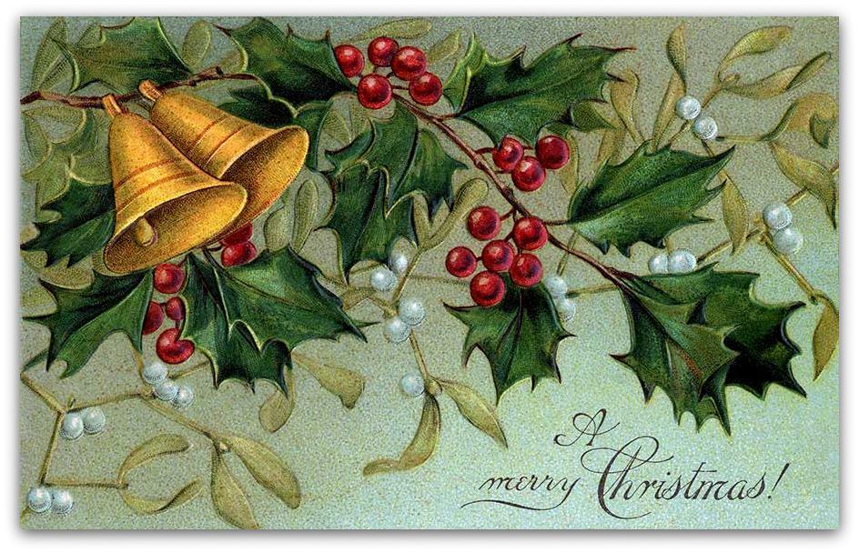 Árbol De Navidad Ilustración 2015 Ultra Hd Wallpapers: Historia De Las Postales Navideñas