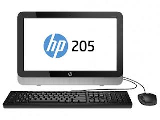 Computadora  HP 205