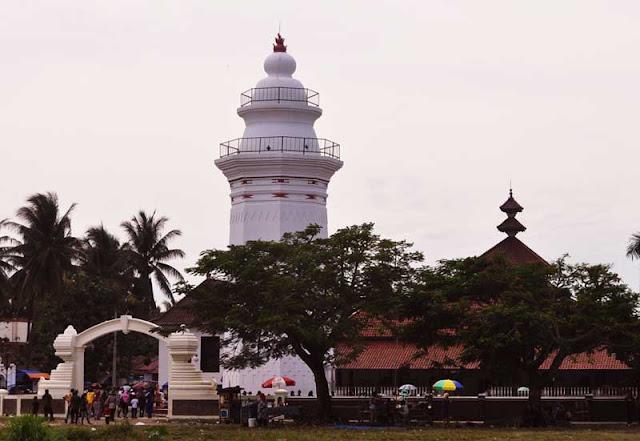 Foto Masjid Agung Banten