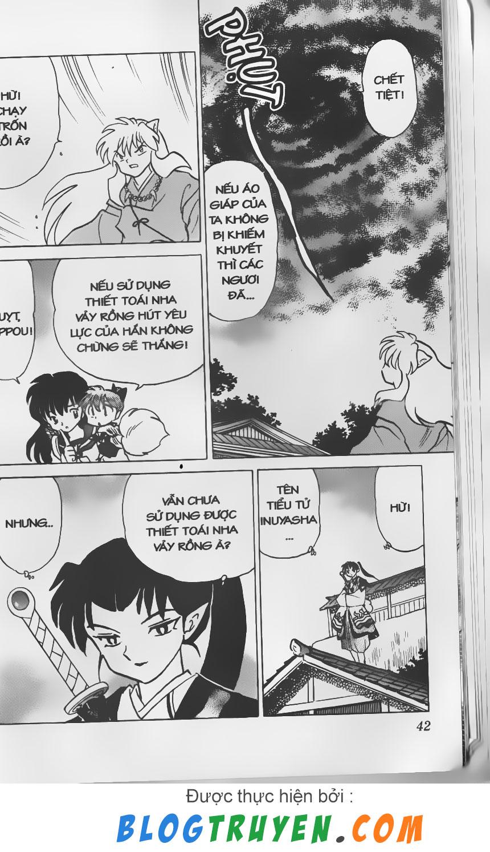 Inuyasha vol 41.2 trang 21