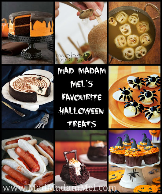 Favourite Halloween Food Roundup