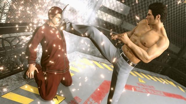 المزيد من الصور للألعاب المصغرة و مختلف الأنشطة في عالم لعبة Yakuza Kiwami 2