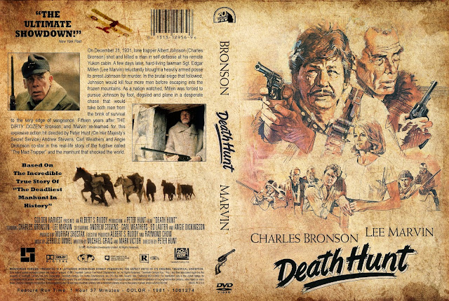 Death Hunt DVD Cover