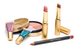 New Feeling Alive collection from Jane Iredale Mineral Cosmetics