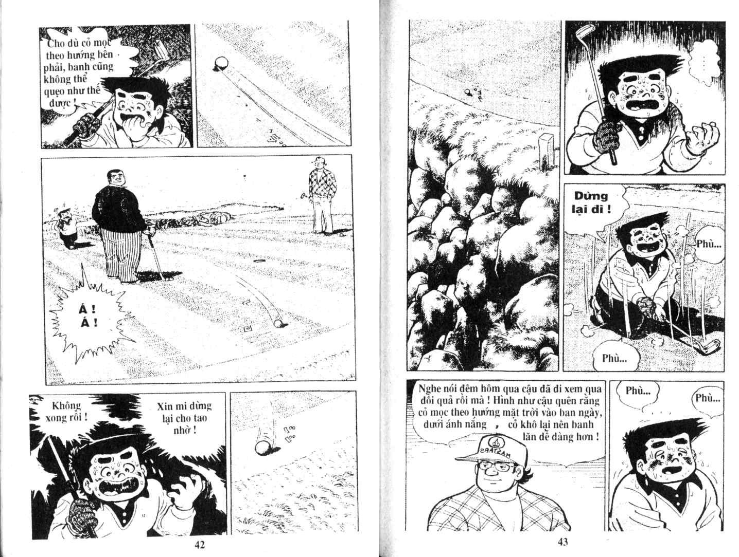Ashita Tenki ni Naare chapter 16 trang 20