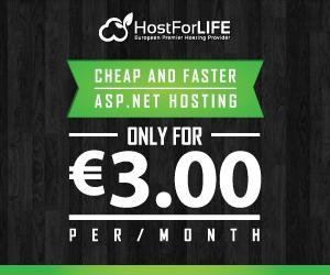 http://hostforlifeasp.net/ASPNET-Shared-European-Hosting-Plans