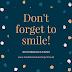 Uśmiech #myobservations #smile