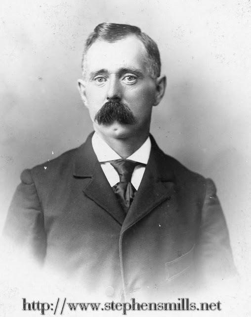 Eleazer Austin Morgan - Born in Greenwood, Maine  2/19/1853 Died in Greenwood, Maine 5/18/1918 He married May Forest Cole on 12/23/1877 in Woodstock, Maine