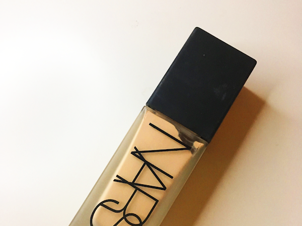 Product Review: NARS All Day Luminous Weightless Foundation