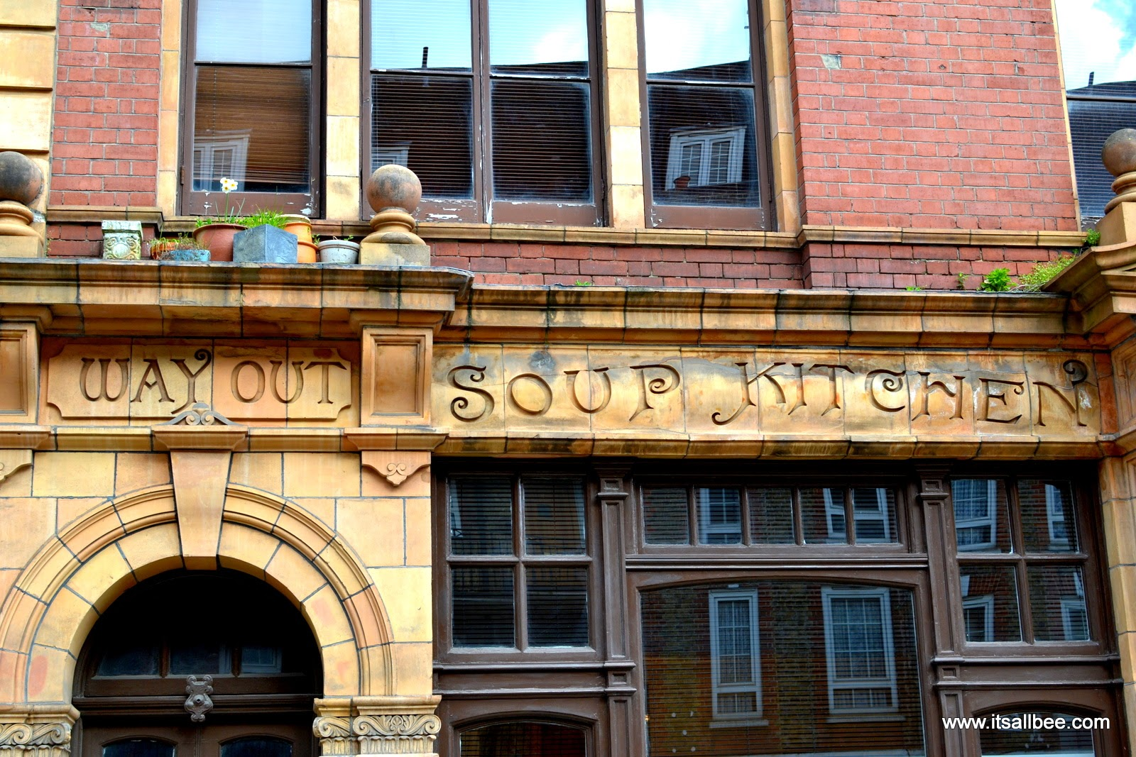 Jewish Ghetto London Soup Kitchen
