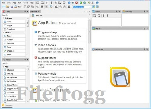 App Builder Full Crack Terbaru