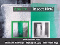 Apa Itu Insect Net?