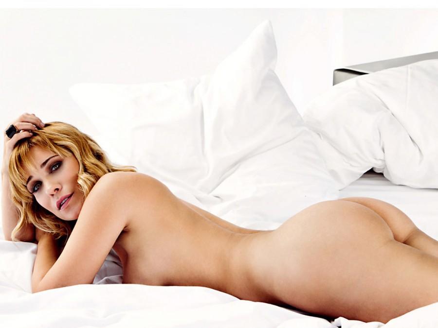 Carla Hidalgo  nackt
