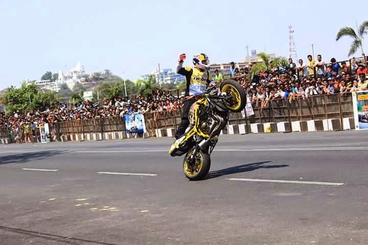 Redbull Show Run Hyderabad