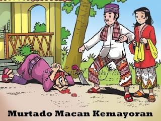 Cerita Murtado Macan Kemayoran