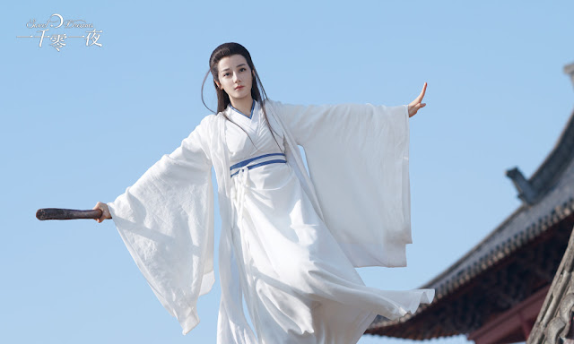 The Seven Heroes and Five Gallants Dilraba Dilmurat