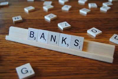 "Scrabble ""BANKS"""