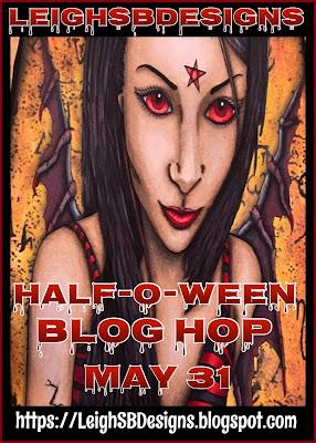 Half-o-Ween Blog Hop!