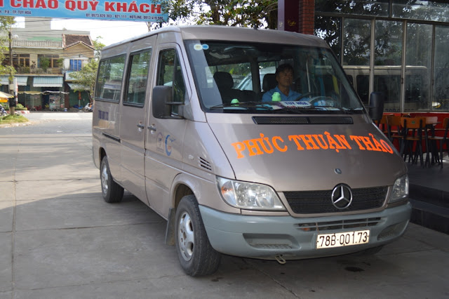 Dịch vụ cho thuê xe hợp đồng và du lịch tại Phú Yên - Xe du lịch 16 chỗ