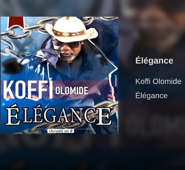 Koffi Olomide - Élégance • Download Mp3, Baixar, Nova
