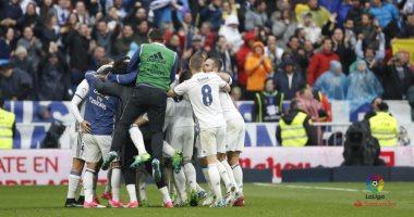 مباراة ريال مدريد وإيبار الدوري الاسباني امس 22-10-2017 انتهت اهداف مباراة ريال مدريد وايبار بفوز الريال بثلاثة اهداف
