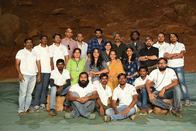 The people behind Baahubali movie photos