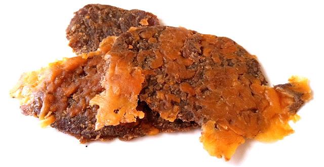 cheddar beef jerky