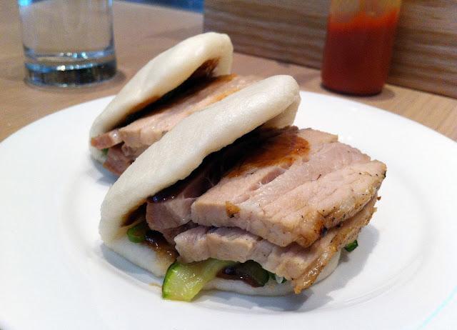 Momofuku Pork Steamed Buns