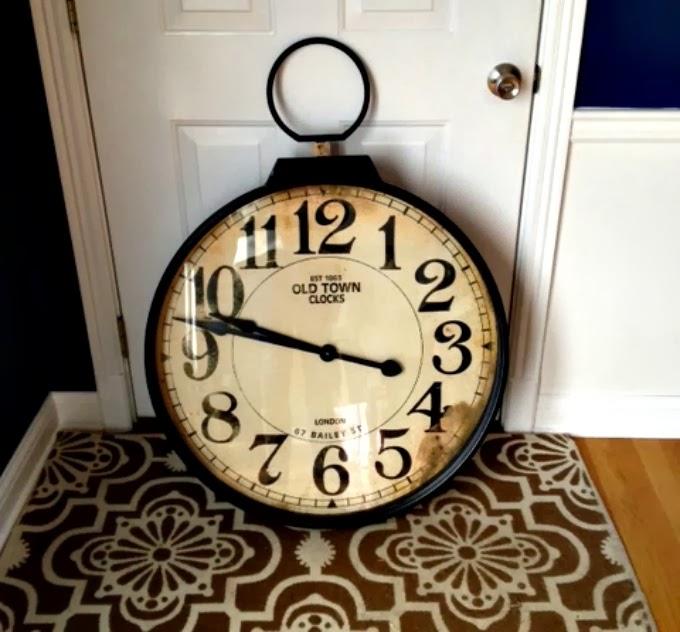 hobby lobby wall clocks The Super Messy Supermommy: More Raving about Hobby Lobby. hobby lobby wall clocks