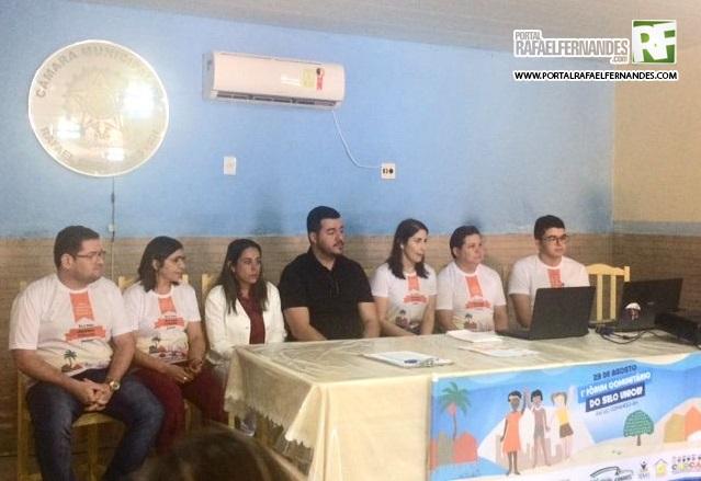 Rafael Fernandes realiza 1º Fórum Comunitário do Selo Unicef
