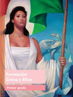 Libro de Texto Formación Cívica y Éticaprimer grado2016-2017